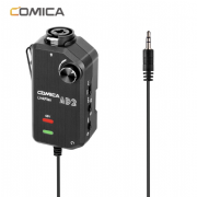 COMICA LINKFLEX-AD2 SINGLE-CHANNEL AUDIO MIXER PARA CAMERA Y  SMARTPHONE